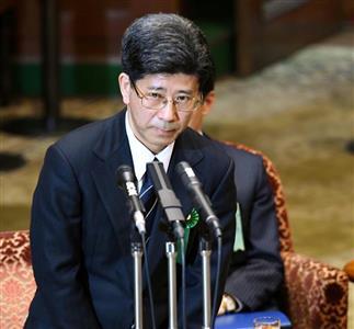 佐川氏は証人喚問で「政治の関与」を否定した=27日、国会 佐川氏の証人喚問、「悪魔の証明」求めるのは反則 日本の政治家やメディア関係者はその認識すらない