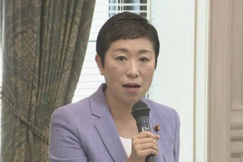 立憲民主党の辻元国会対策委員長は、党の会合で「大きな緊張緩和に向けて動き出そうとしているが、安倍総理大臣だけが蚊帳の外で、日本政府だけが置いてきぼりになっているのではないかという懸念も感じている