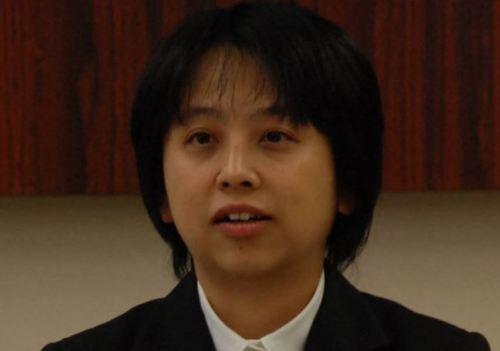 【官邸が日本で一番恐れる女性?(2008年撮影)】