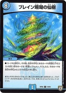 ブレイン珊瑚の仙樹