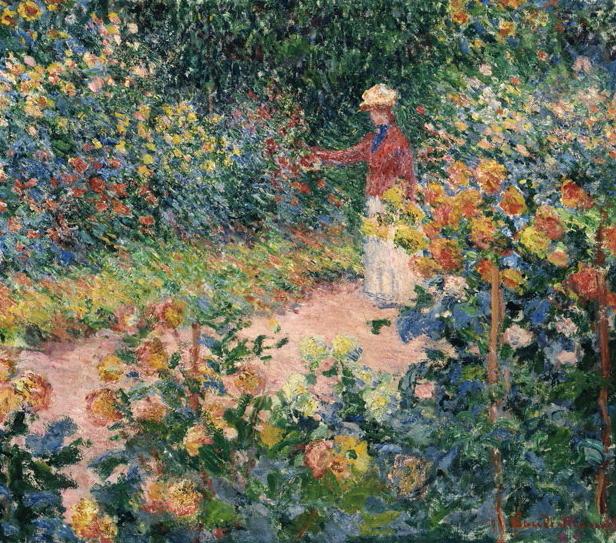 クロード・モネ_ジヴェルニーのモネの庭
