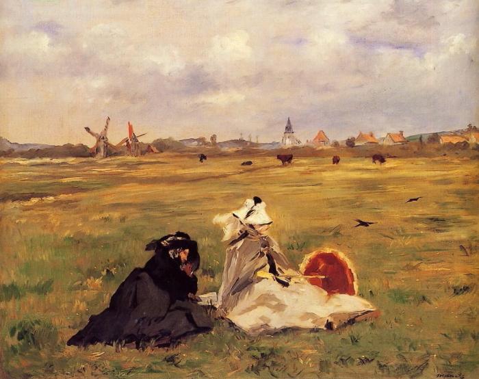 エドゥアール・マネ 『燕』 (1873年)