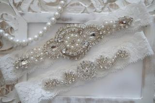 ガーター_ジュエリー_ウェディングドレス_結婚式