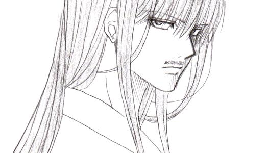 桂小太郎 銀魂 髭
