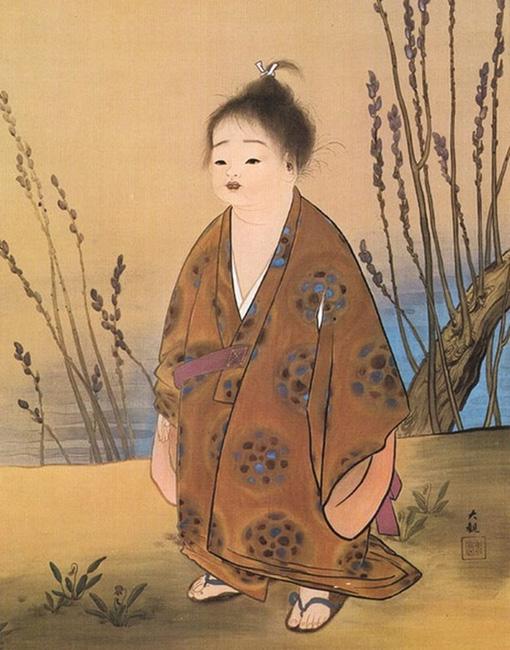 20180417 大観展 無我1897 東京国立博物館 19㎝