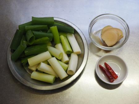 カラスカレイの煮付け010