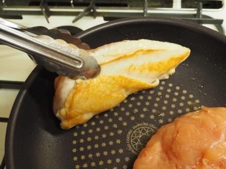 炊飯器鶏むね肉鴨ロース054