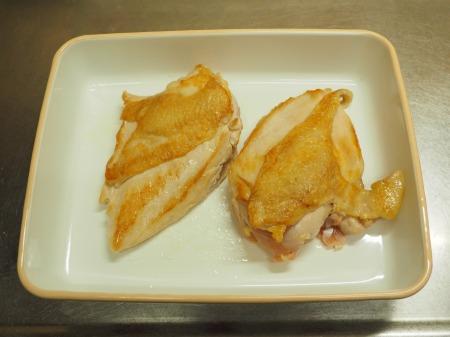 炊飯器鶏むね肉鴨ロース056