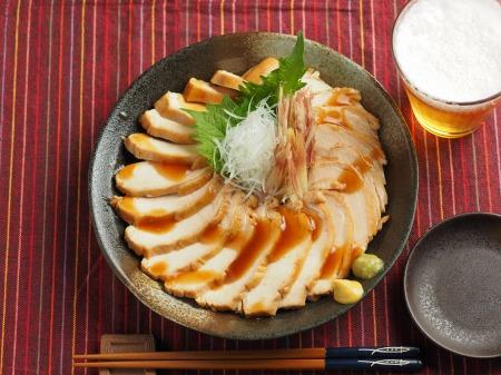 炊飯器鶏むね肉鴨ロース027