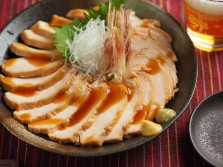 炊飯器鶏むね肉鴨ロース014