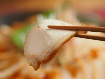 炊飯器鶏むね肉鴨ロース039