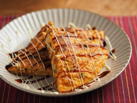 納豆チーズのオープンオムレツ031