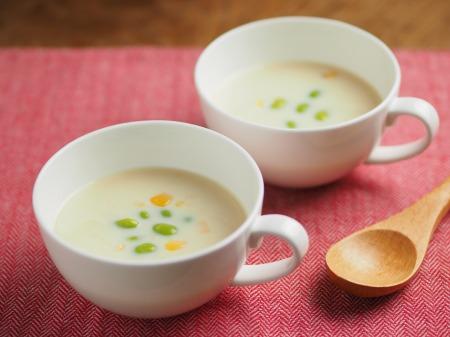 冷製豆乳クリームスープ004