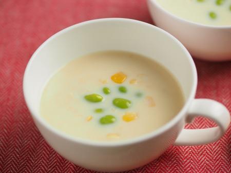 冷製豆乳クリームスープ002