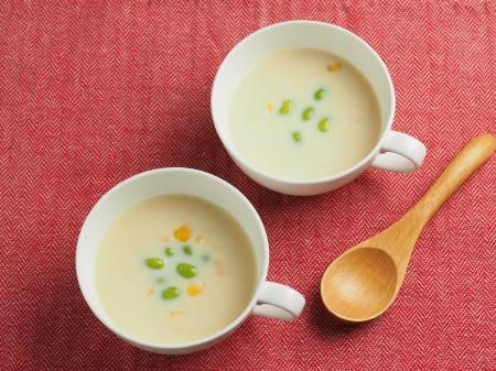 冷製豆乳クリームスープ007