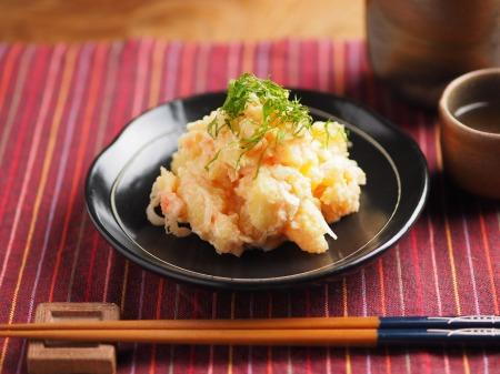 明太ポテトサラダ001