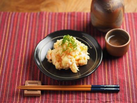 明太ポテトサラダ014