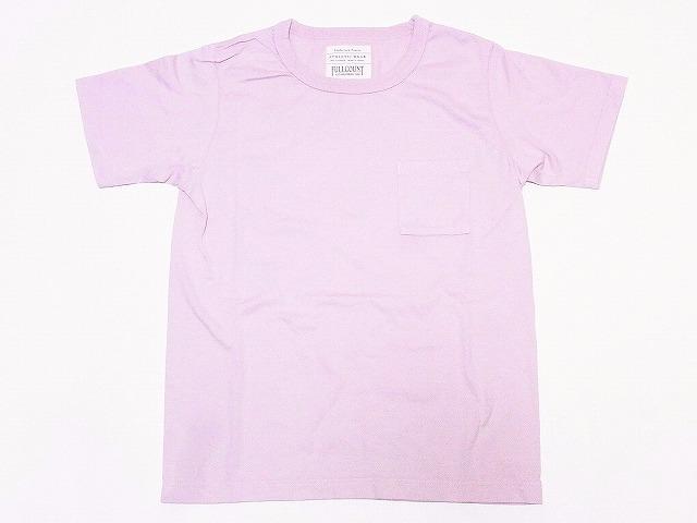 フルカウント ポケットTシャツ 5805P ピンク