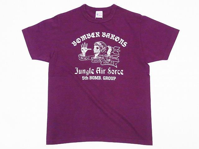 バズリクソンズ Tシャツ BR77942 BOMBER BARONS