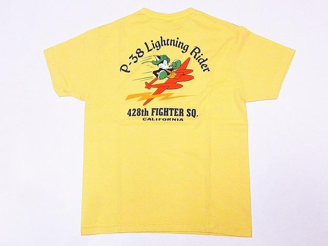 バズリクソンズ Tシャツ BR78020 428th FIGHTER SQ.