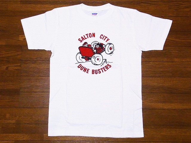ダブルワークス Tシャツ SALTON CITY 28133005-14