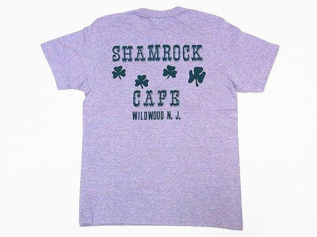 ダブルワークス ヘンリーネックTシャツ SHAMROCK 28133004-02