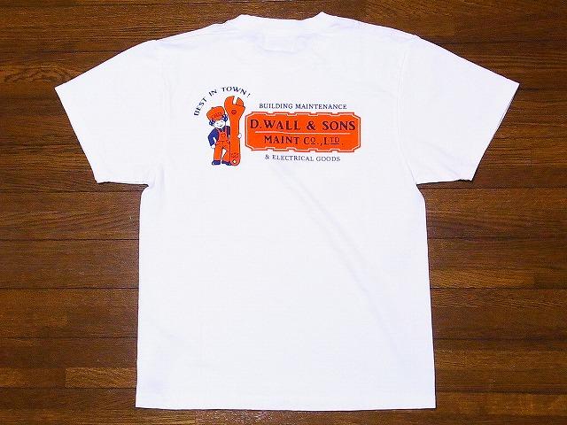 [フェローズ Tシャツ 18S-PT21