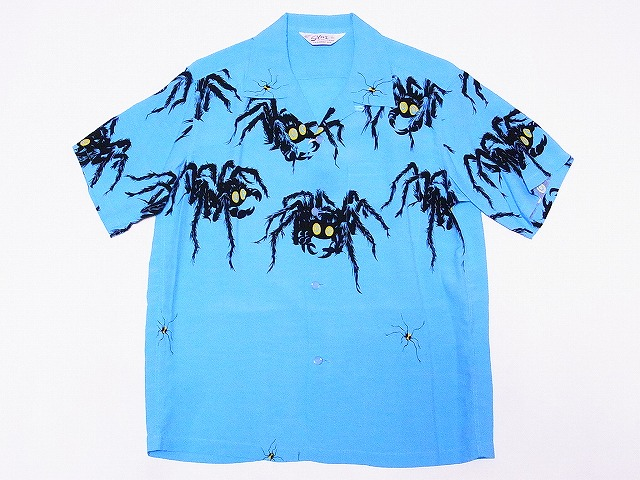 スターオブハリウッド オープンシャツ TARANTULA SH37875