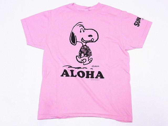 サンサーフ Tシャツ スヌーピー SS77973