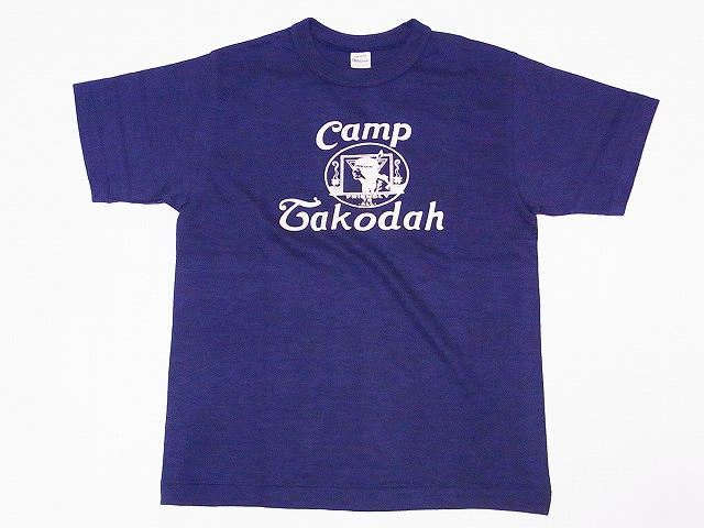WAREHOUSE Tシャツ CAMP TAKODAH 4601