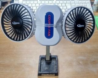 レジ用扇風機