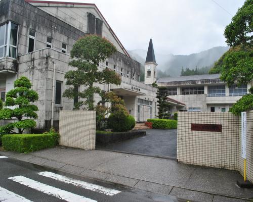 旧松野南小学校