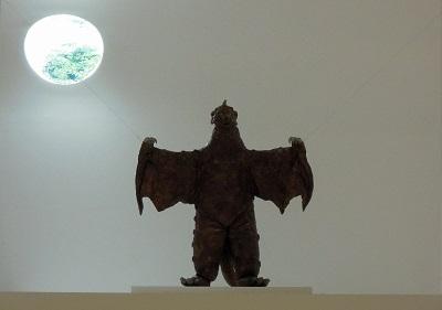 『ウルトラマン創世紀展』会場その2