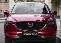 Mazda CX-5 rear