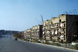 戦後の表参道と同潤会アパート