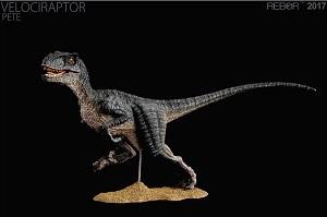 Rebor Velociraptor Pete