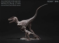 Rebor Velociraptor Winston&Stan