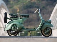 "the Vespa ""Farobasso"""