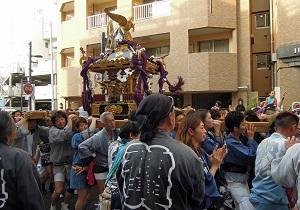 諏訪神社例大祭2018