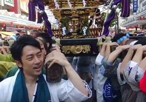諏訪神社例大祭2016