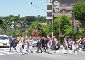 鹿島神社例大祭2