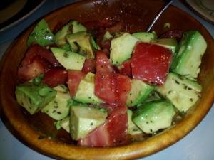 「シーズニング(アボカドとトマトのサラダ)」エスビー食品