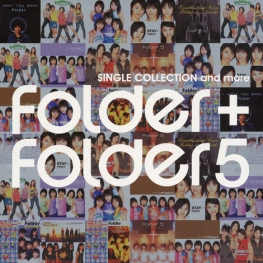 Folder+Folder 5 SINGLE COLLECTION and more