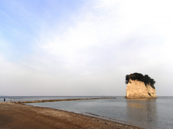 20160406 石川県 見附島