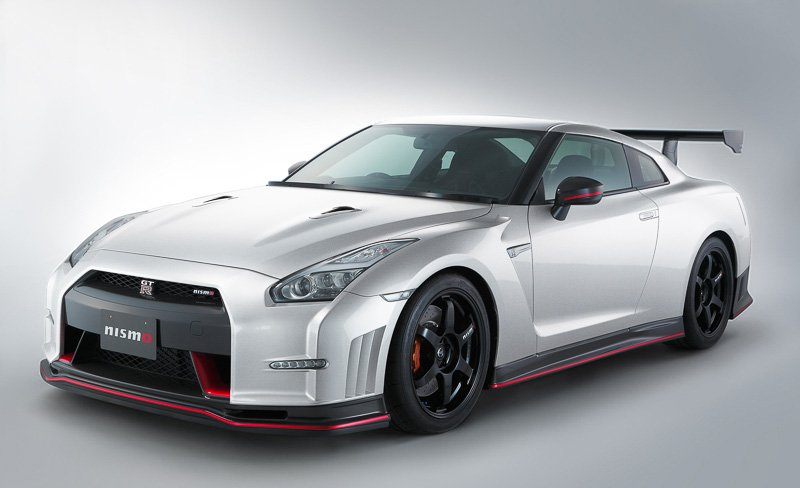 NISSAN GT-R NISMO NISMO N Attack Package装着車