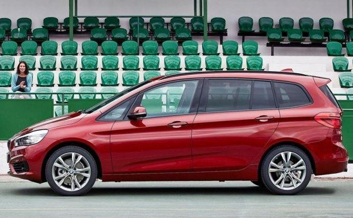 BMW 2シリーズ グランツアラー2