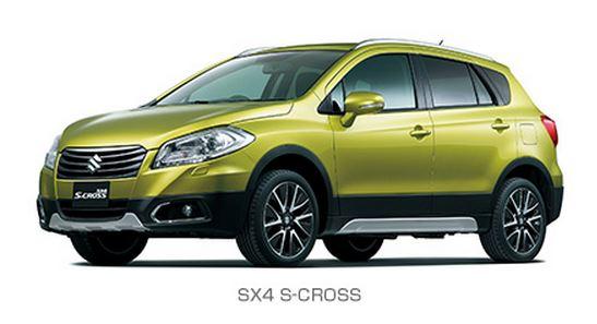 suzuki SX4 s-cross2