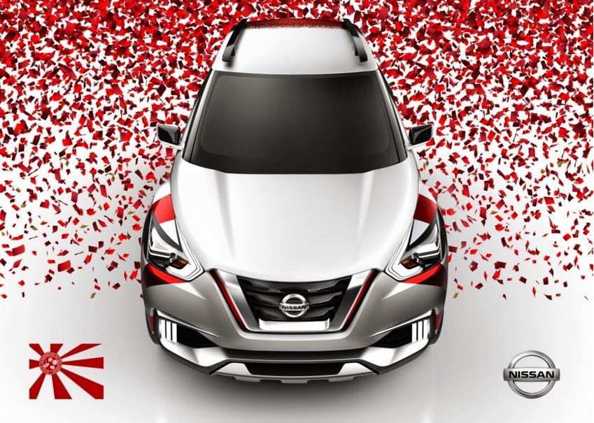 Nissan Kicks Samba concept 01