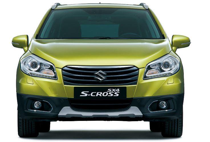 suzuki SX4 s-cross 00
