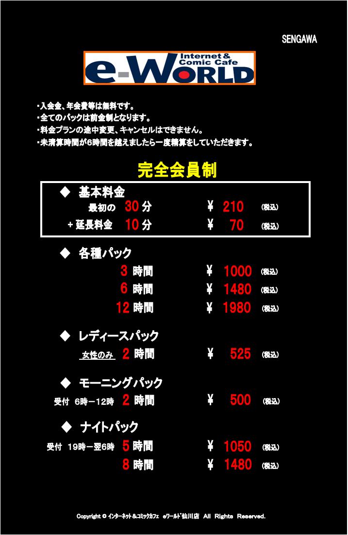 グラフィックス1(メニュー)
